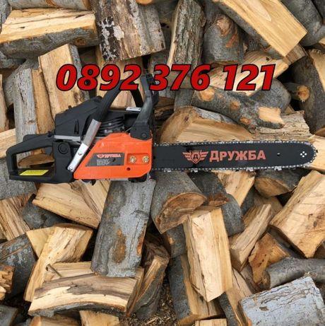РУСКИ Резачки за дърва с гаранция ДРУЖБА И ТАЙГА моторен трион резачка