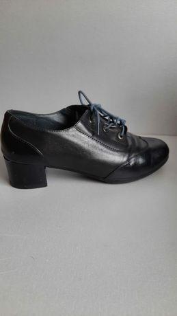Туфли женские Италия. Натуральная кожа.