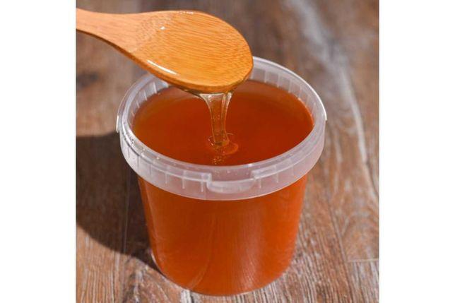 Мёд (разнотравие)