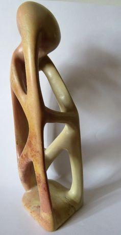 Veche sculptura in marmura
