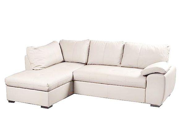 Разтегателен диван чисто нов 245х170х90 см. Висококачествена еко кожа.