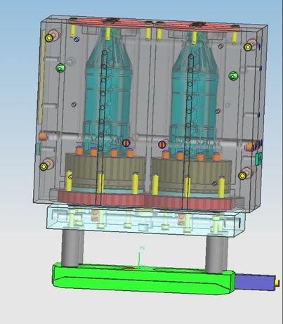 Проектиране на бласформи