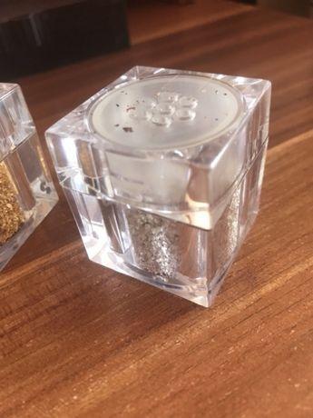 Сусальное пищевое серебро