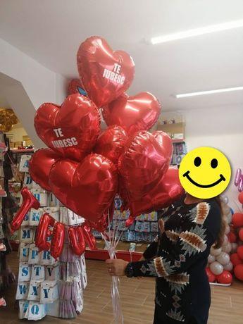 Baloane cu heliu articole pentru petreceri livrare toata Romania