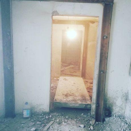 Безопасный Демонтаж, ремонт, наливные полы, стяжка, сварочные р.кафель
