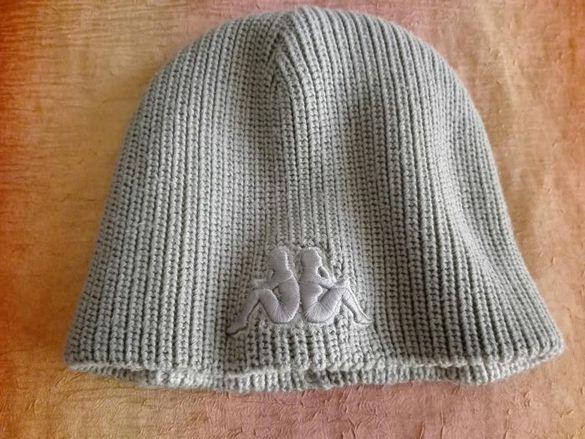 Зимна Оргинална Kappa sport и Зимни шапки за спорт