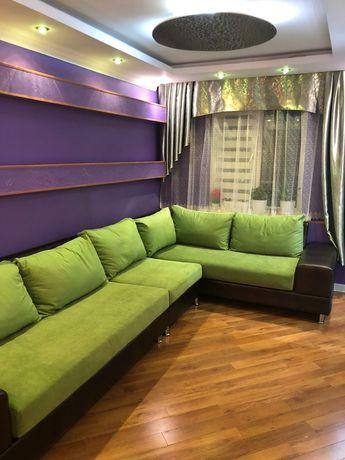 Полная реставрация мебели с покраской. Изготовление мягкой мебели.