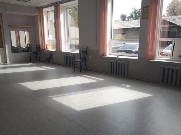 Сдаётся зал в аренду в городе! для гимнастики, йоги, балета, танцев.