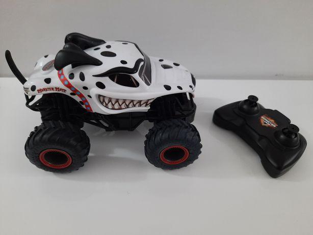 Masinuta cu Telecomanda Monster Jam, Mutt Dalmatian
