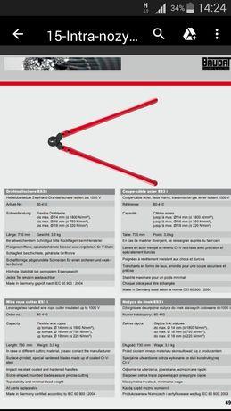 Ножица за кабел
