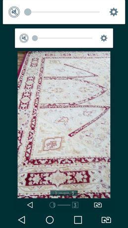 ковёр шелковым размер 3,5* 5
