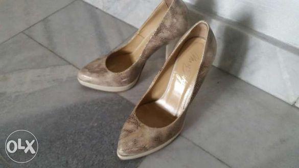 Обувки Miss Sixty, Stradivarius и Zara