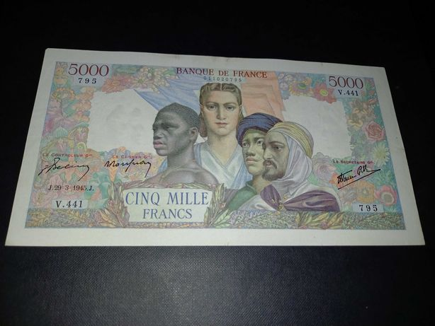 Lot bancnote  rare Franta !!