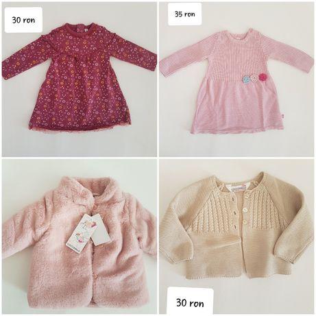 Lot set hainute/rochii/cardigan/geaca Cocodrillo 68 3-6 luni