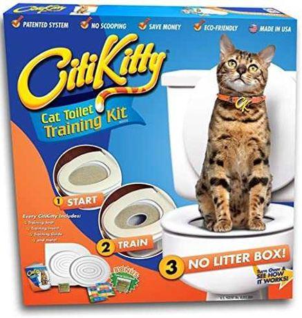 Kit pentru antrenarea pisicii, CitiKitty