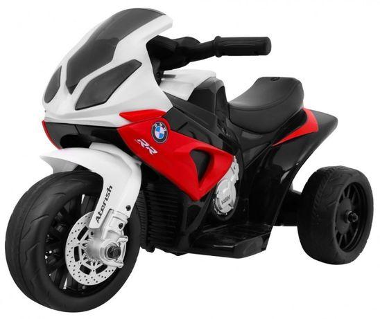 BMW S1000 RR (5188) motocicleta electrica mica de 6 volti, Rosu