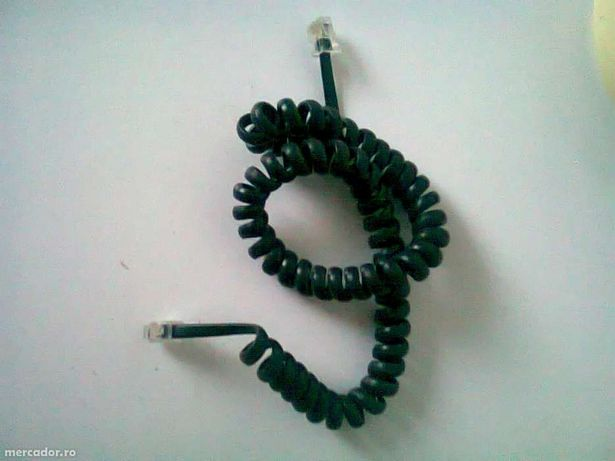 Cabluri pt alimentare calc,cablu receptor telefon
