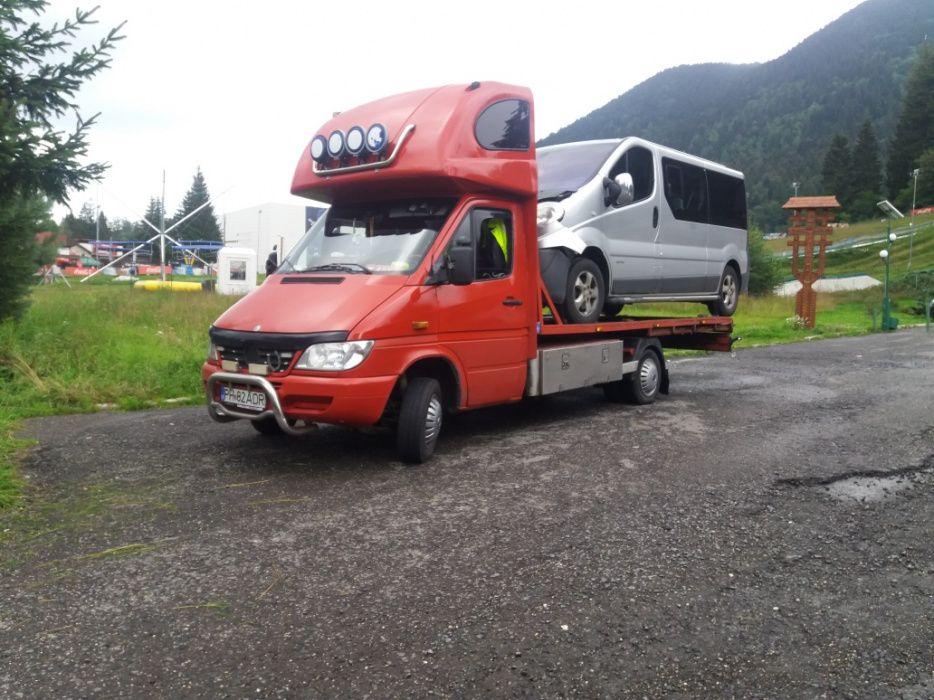 Tractari auto Service deblocari non stop Azuga Busteni Sinaia moroieni Sinaia - imagine 1