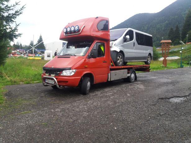 Tractari auto Service deblocari non stop Azuga Busteni Sinaia moroieni