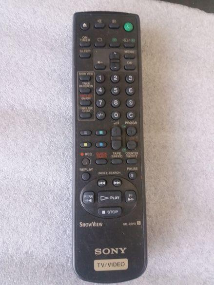 Дистанционно Sony за видео и телевизор