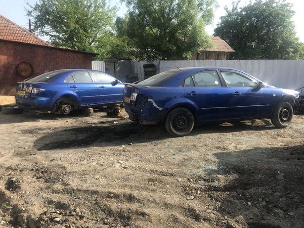 Dezmembrez Mazda 6 2.0 diesel