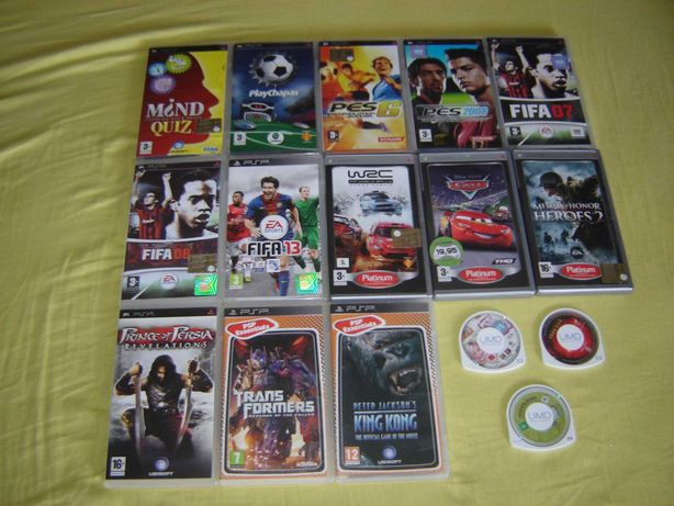 Jocuri PSP copii Originale