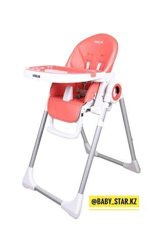 Стульчик для кормления Ivolia. Детский стол для кормления.+Доставка!