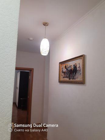 3-х ком квартира по суточно на Левом берегу
