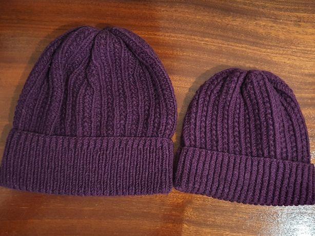 Ручная работа, шапка зимняя