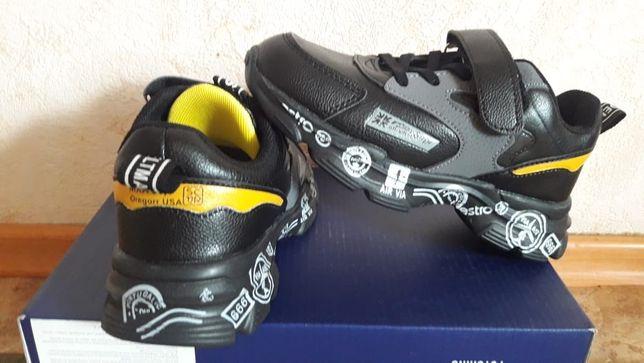 Новые кроссовки на мальчика 50000 тг
