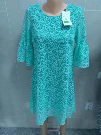 Продам платье гипюр