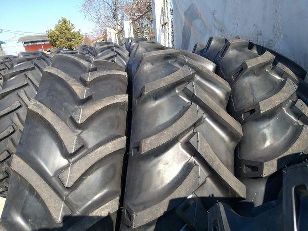 Cauciucuri noi 15.5-38 OZKA 12PR anvelope tractor spate cu garantie