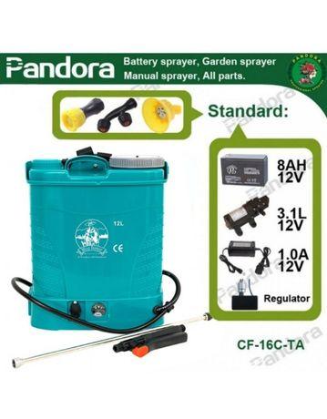 Vermorel - Pompa de stropit cu acumulator 12 litri Pandora Garantie