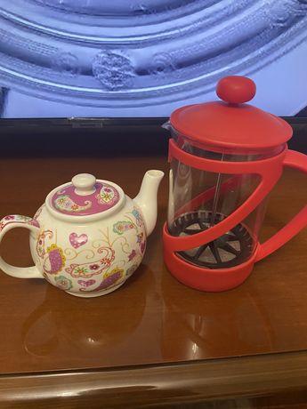 Посуда, чайники