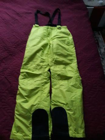 Ски панталон със тиранти Crivit,  обличан само веднъж