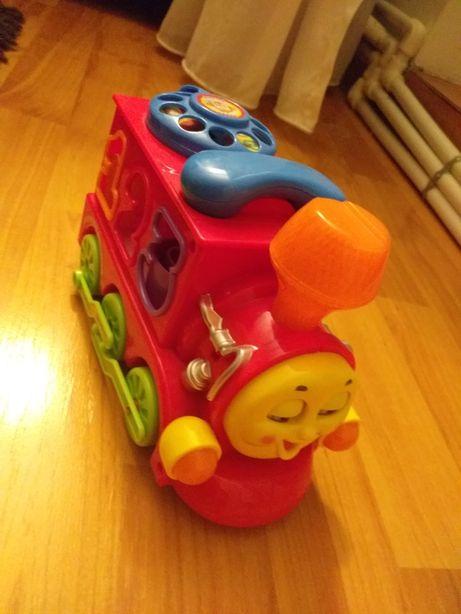 Locomotiva muzicala cu forme