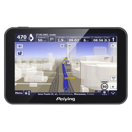 GPS 5 inch Peiying