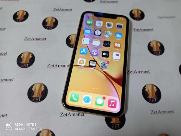 ZetAmanet vinde Iphone Xr, 64gb cu garantie , neverlock, baterie 88%
