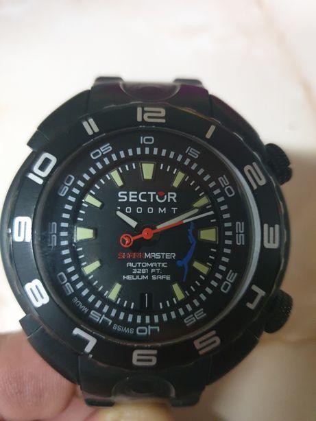 Ceas sector