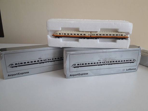 Automotor/ Tren Schabak AirportExpress Lufthansa