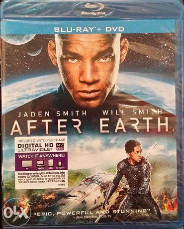 After Earth - Bluray, original, sigilat