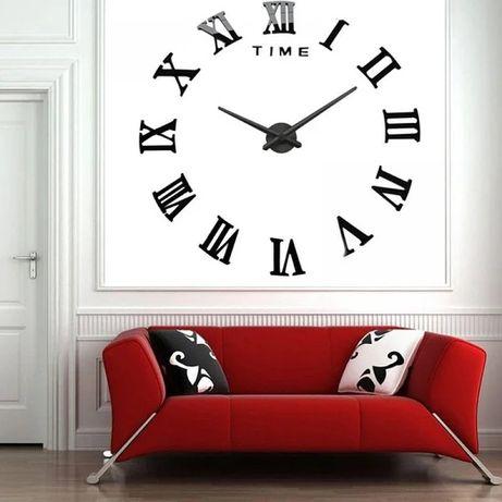 Красивые большие настенные часы