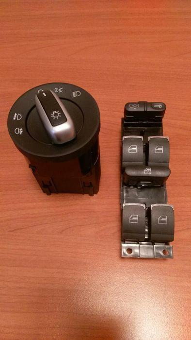 Bloc lumini butoane geamuri electrice Volkswagen passat b5 bora golf 4