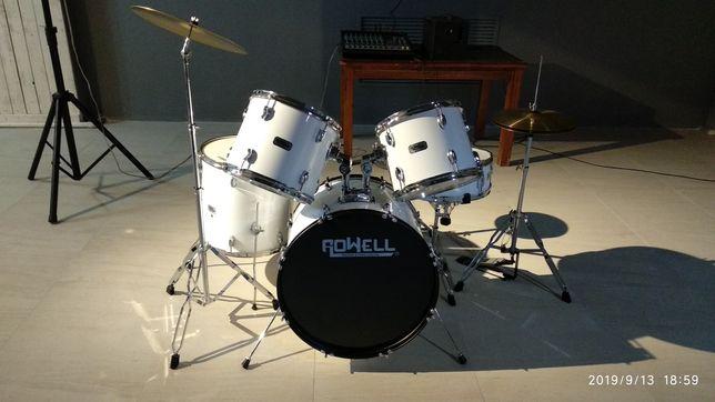 Барабаны, ударная установка