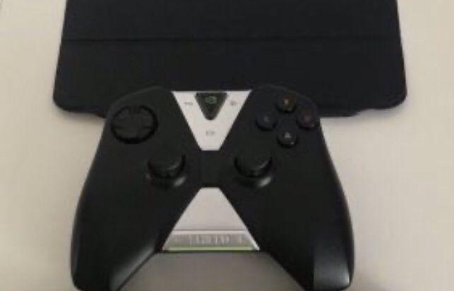 Vand controller Nvidia Shield