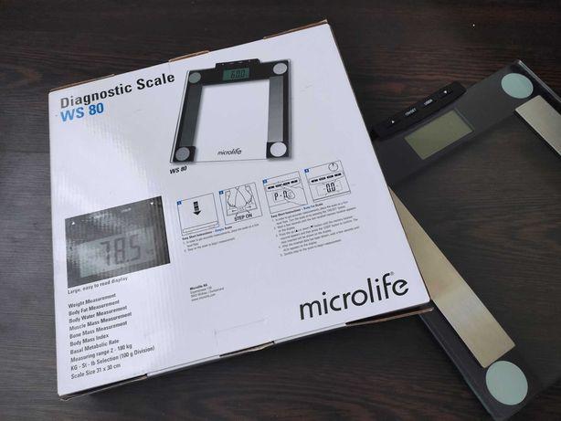 Cântar cu funcții multiple Microlife