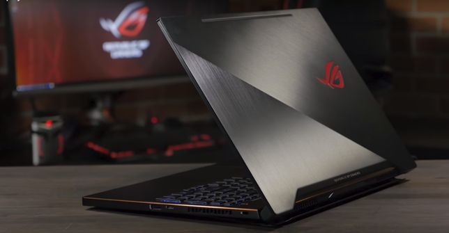 Продам игровой ноутбук Asus ROG Zephyrus M
