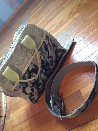 Дамска чанта+колан