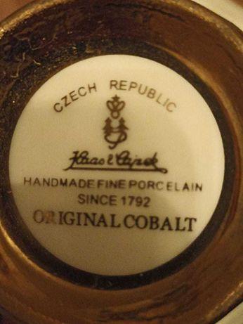 Чешский фарфоровый сервиз