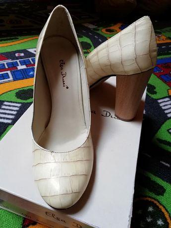 Pantofi Elsa Ducci!